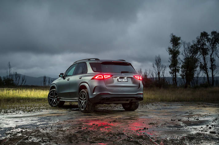 2021 Mercedes-AMG GLE 63 S 4MATIC+