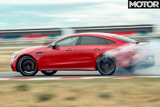 PCOTY 2020 Mercedes AMG GT 63 S Track Powerslide Jpg