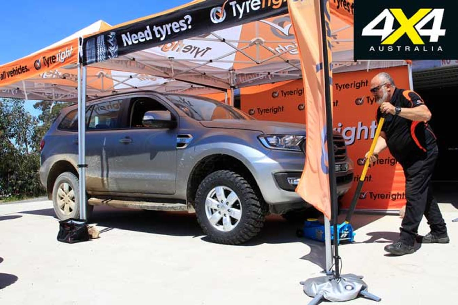 4 X 4 Mud Terrain Tyre Test 2020 Tyre Switching Jpg