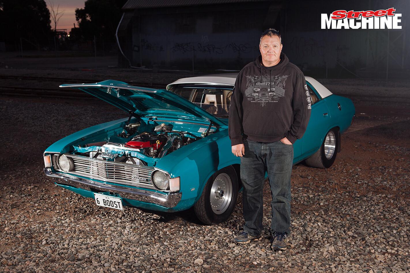 Ford XA Falcon Turbo 11 Nw