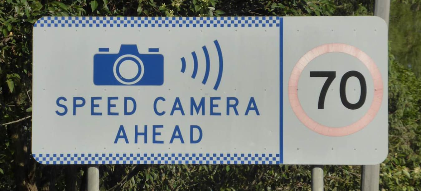 Victorians pay almost $1m a day in speeding fines
