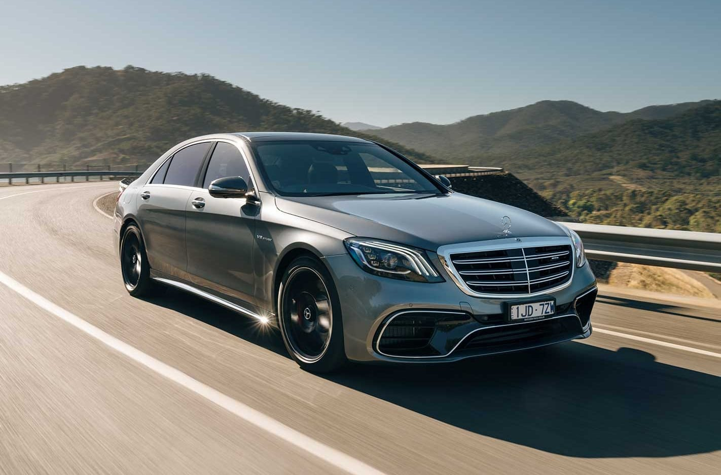 2018 Mercedes AMG S63 L performance review