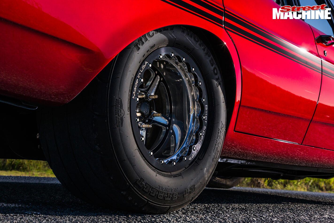 Ford Falcon XY wheel