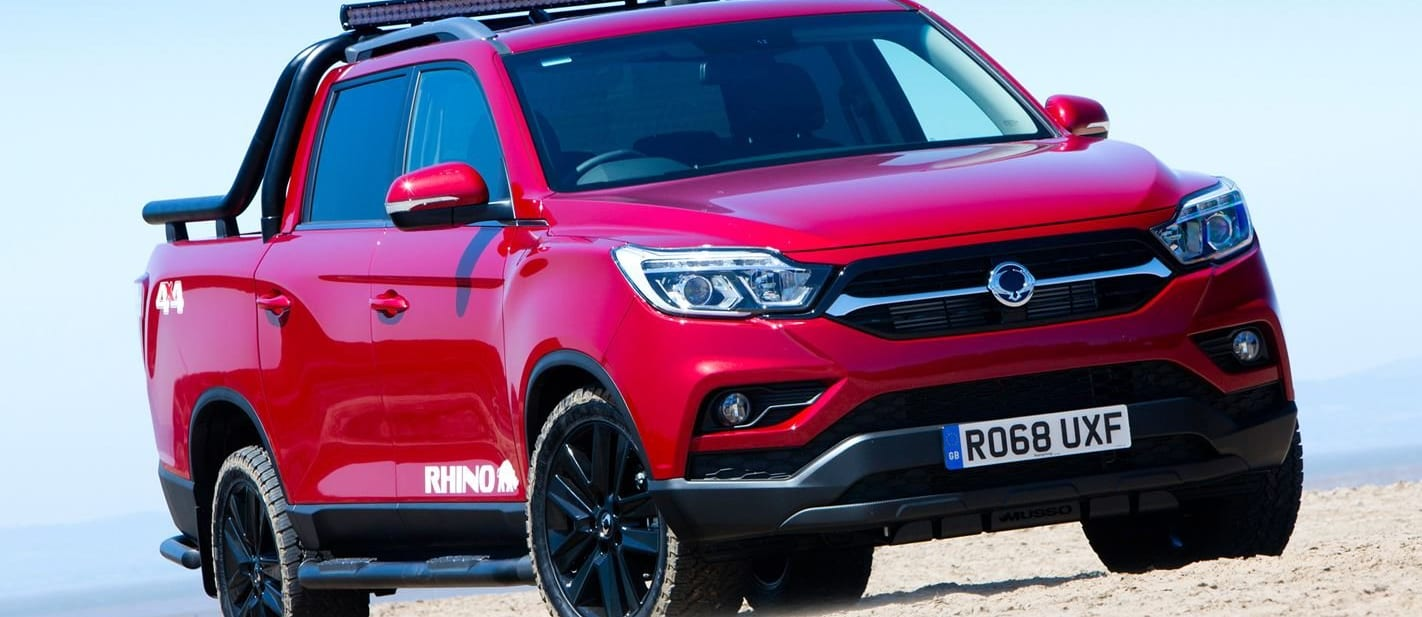 SsangYong 4x4s will be back in Australia in Q4
