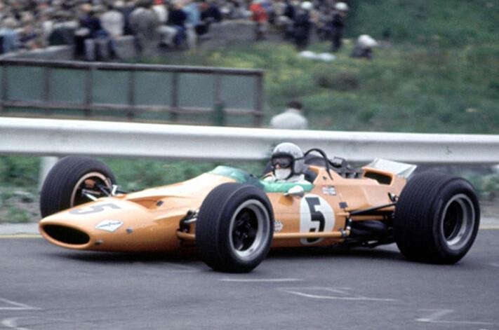 Bruce Mclaren Grand Prix 1968 Jpg