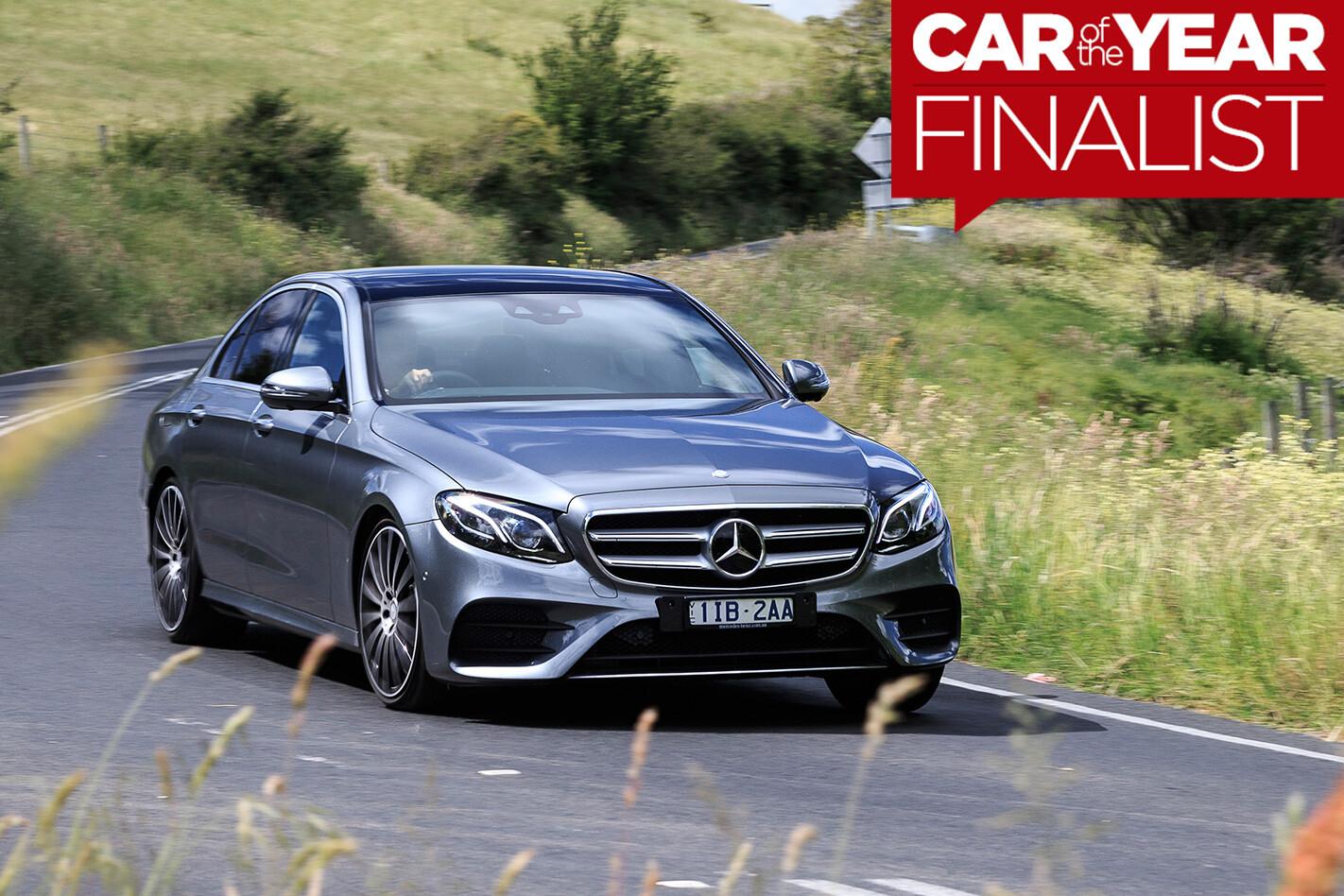2017 Mercedes-Benz E-Class - Wheels Car of the Year
