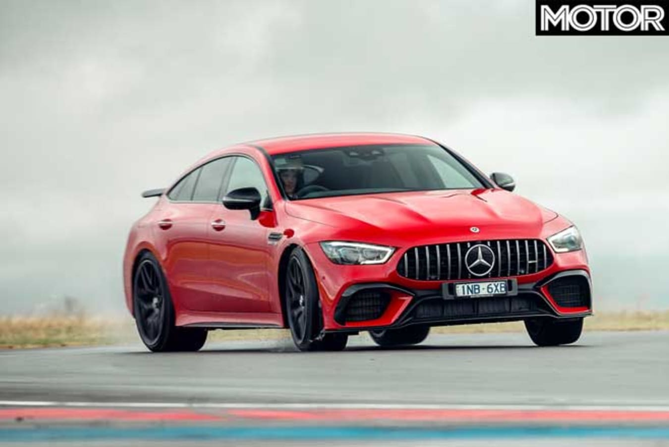 Performance Car Of The Year 2020 Mercedes AMG GT 63 S Drive Jpg