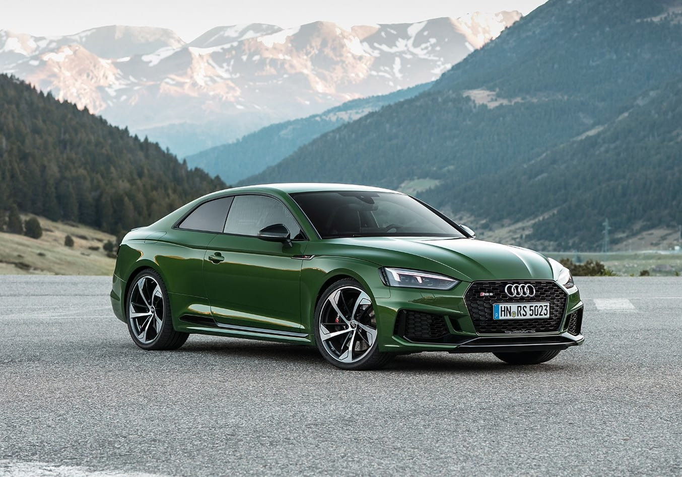 2018 Audi RS5 Coupe pricing and features