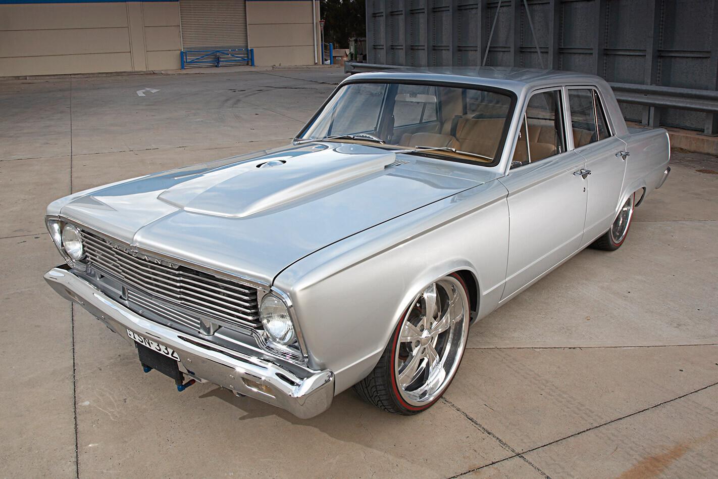 Chrysler VC Valiant front
