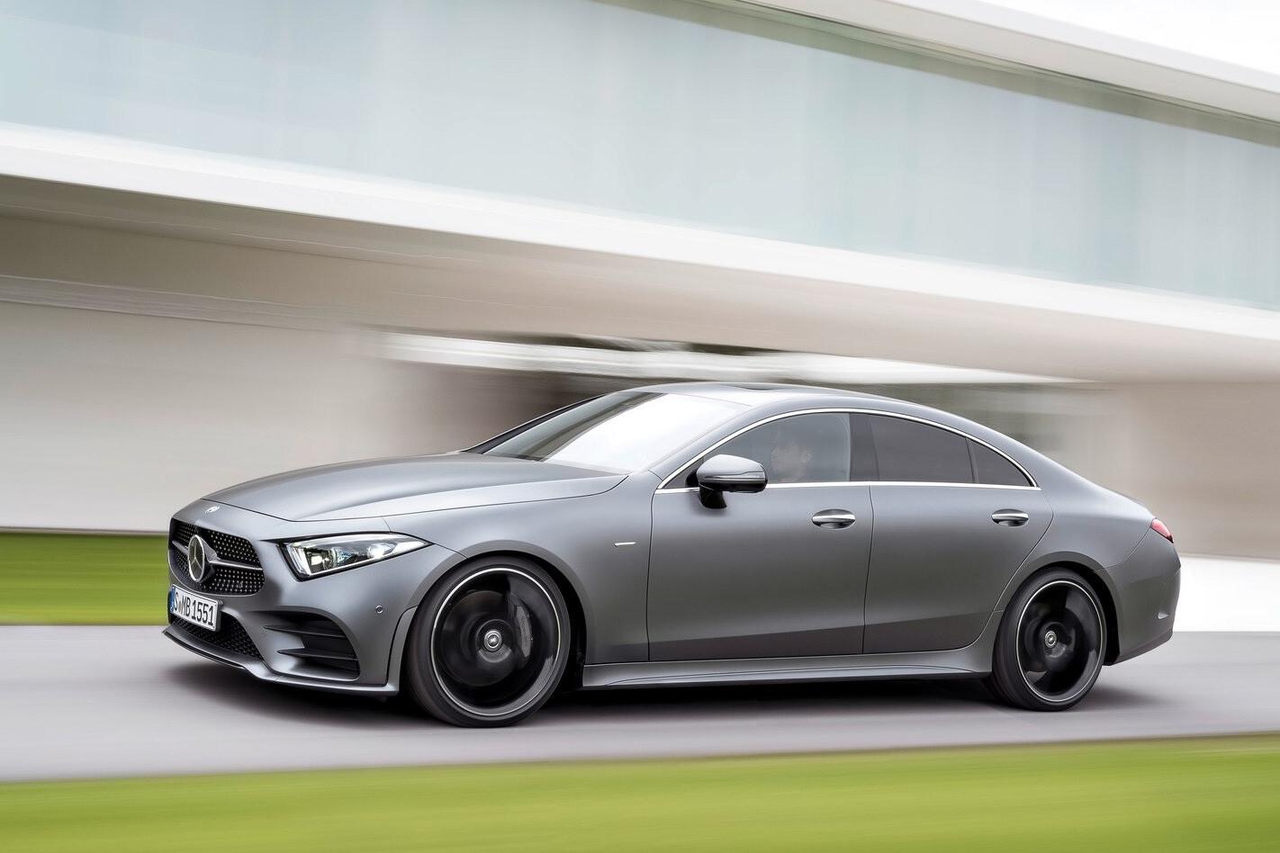 Best Family Cars Mercedes Cls Jpg