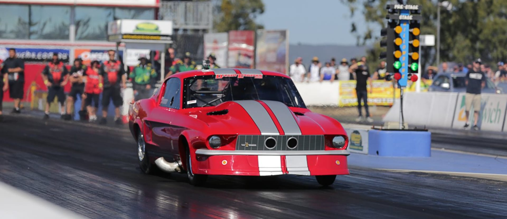 Ford Mustang Pro Street
