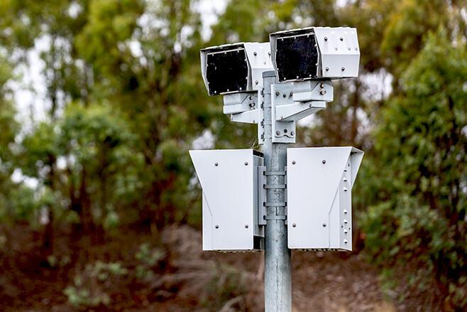 Speed Cameras in Melbourne Australia