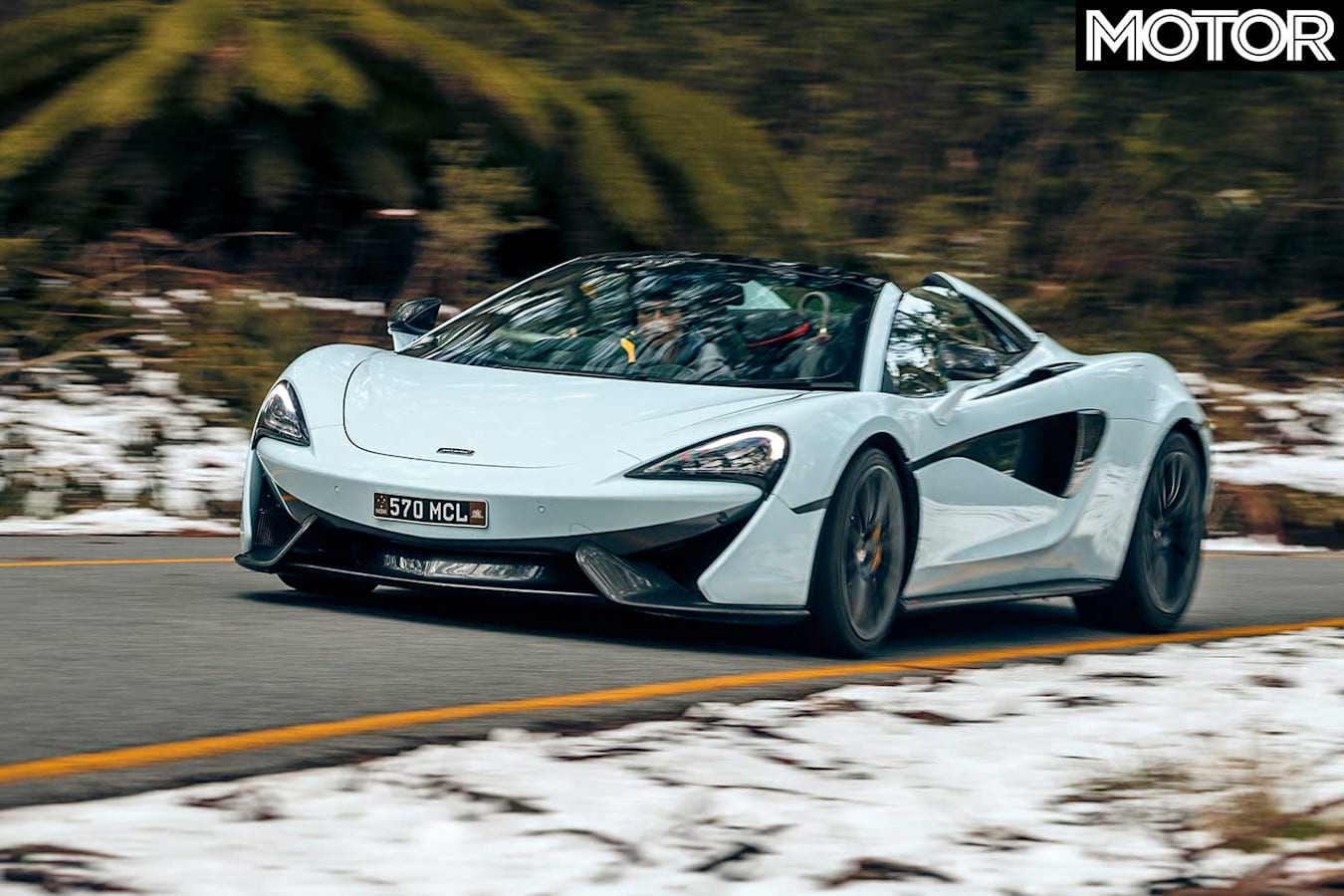 VFACTS April 2019 Expensive Sports Cars Sales Increase Mc Laren 570 S Spider Jpg