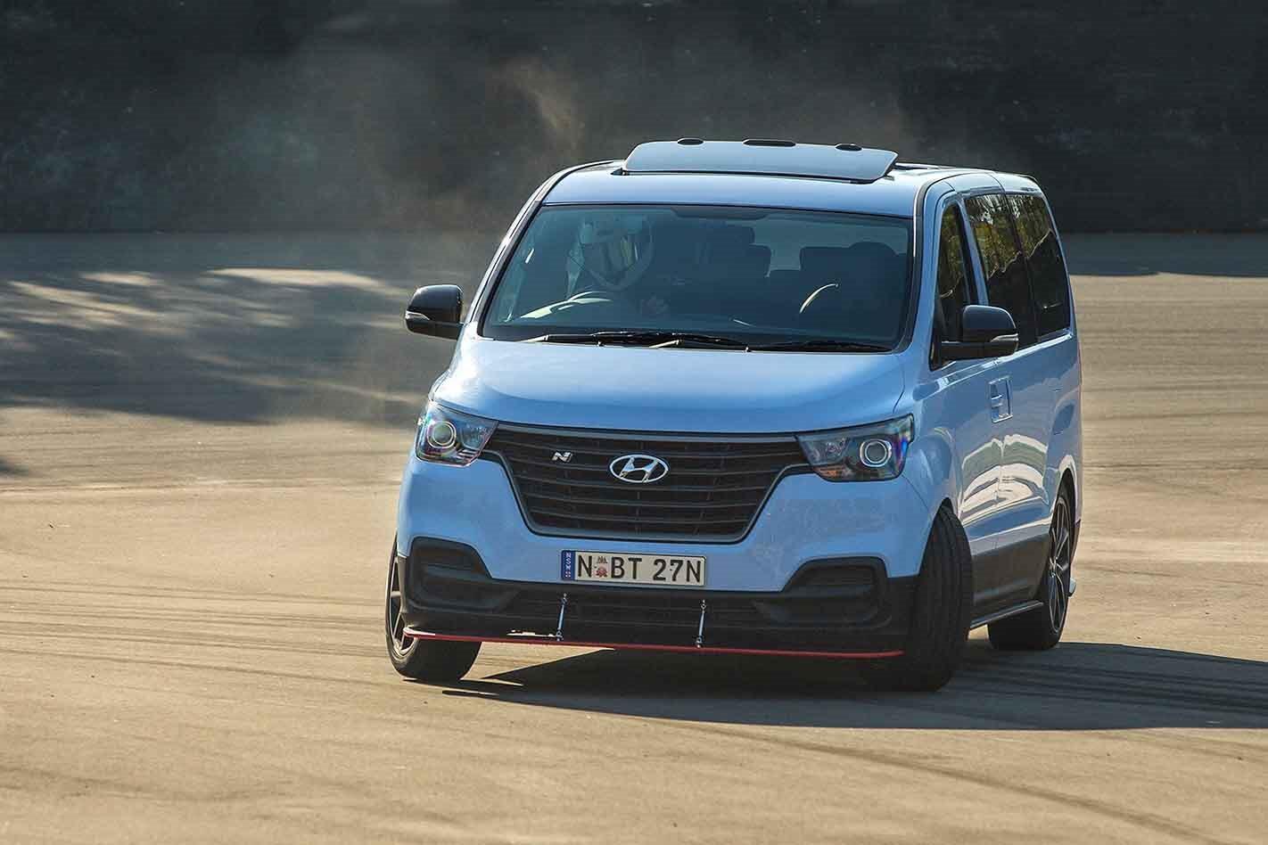 N Drift Van Hyundai Jpg