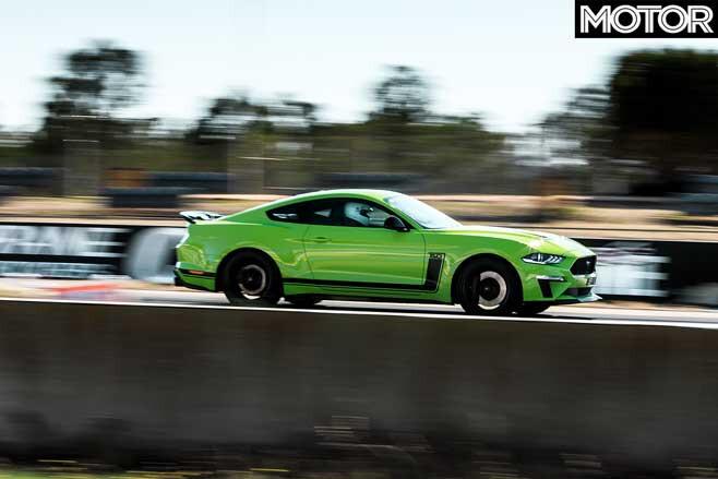 Ford Mustang R Spec Drag Testing Launch Jpg