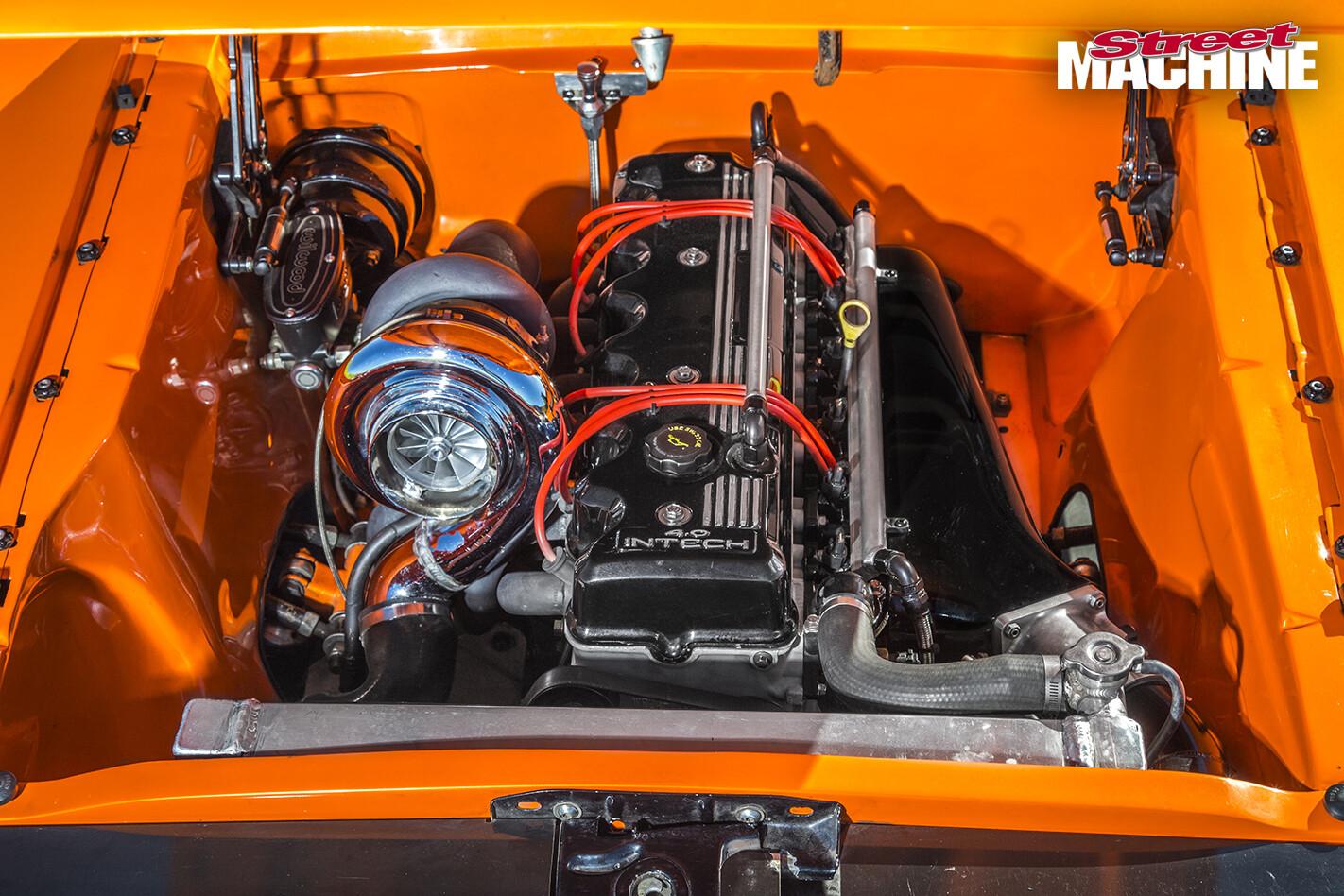 Turbo INTEC Six