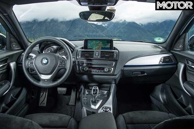 2013 BMW M 135 I Interior Jpg