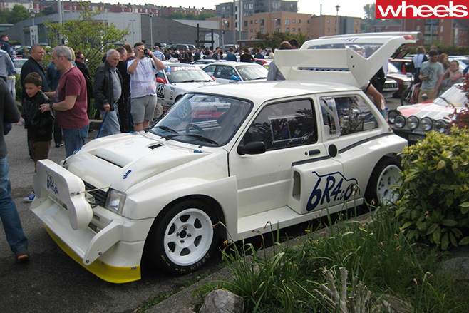 Colin -Mc Rae -Group -B-Rally -car -side -front