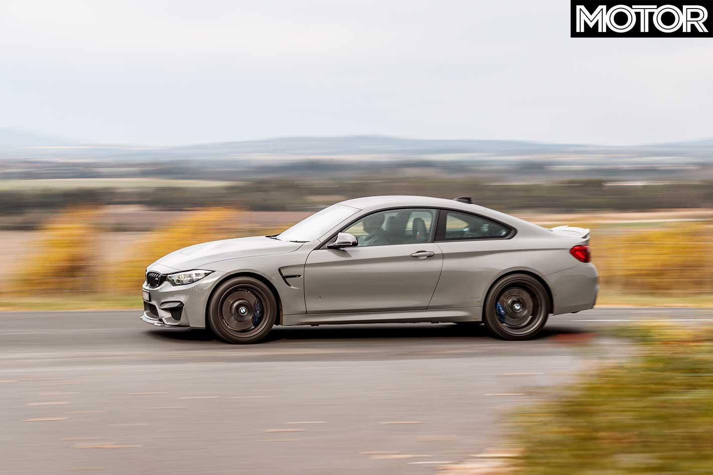 2018 BMW M 4 CS Performance Acceleration Jpg