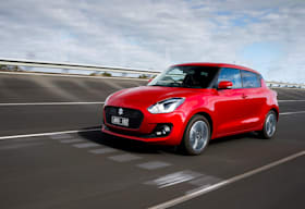 2020 Suzuki Swift range review