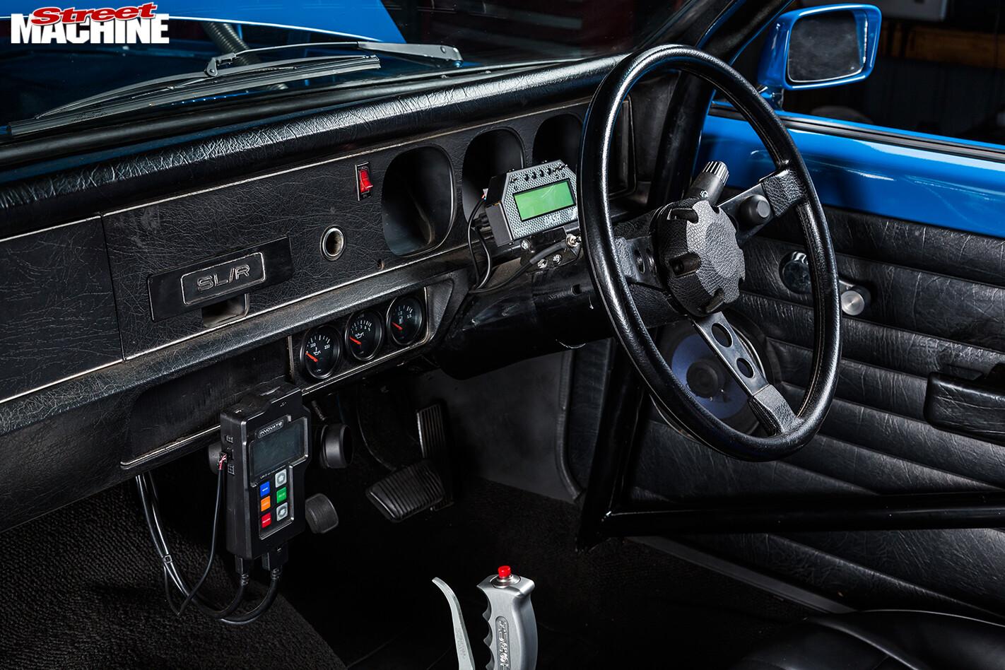 Holden -LH-Torana -dash