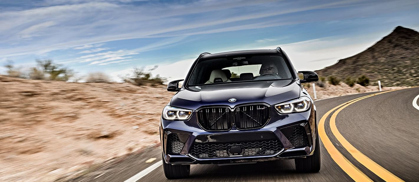 2020 BMW X5M Review