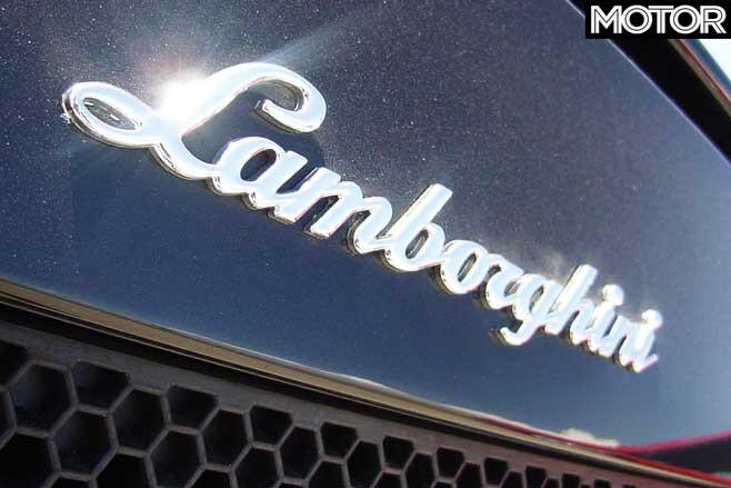 Performance Car Of The Year 2004 Winner Lamborghini Gallardo Badge Jpg