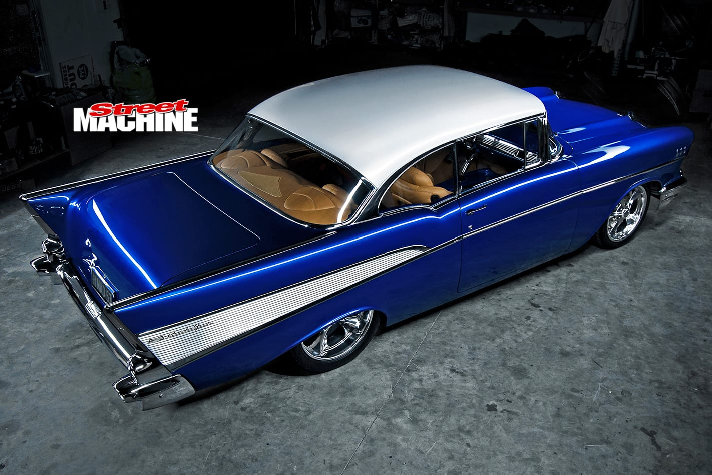 Chevrolet -Bel -Air -rear -angle -1422-nw