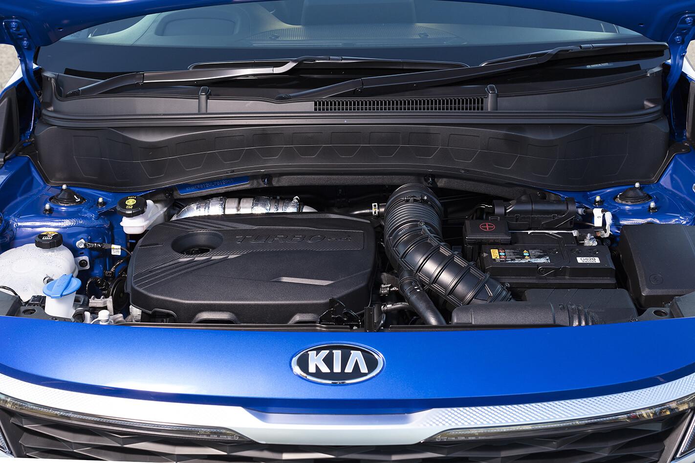 Kia Seltos 1.6 turbo
