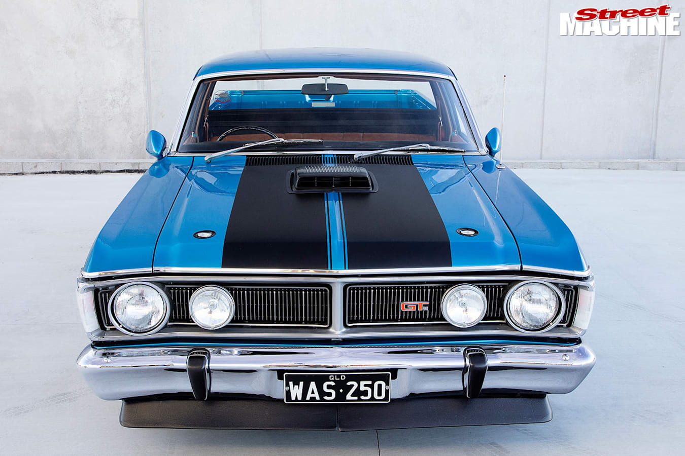 ford falcon xy ute front