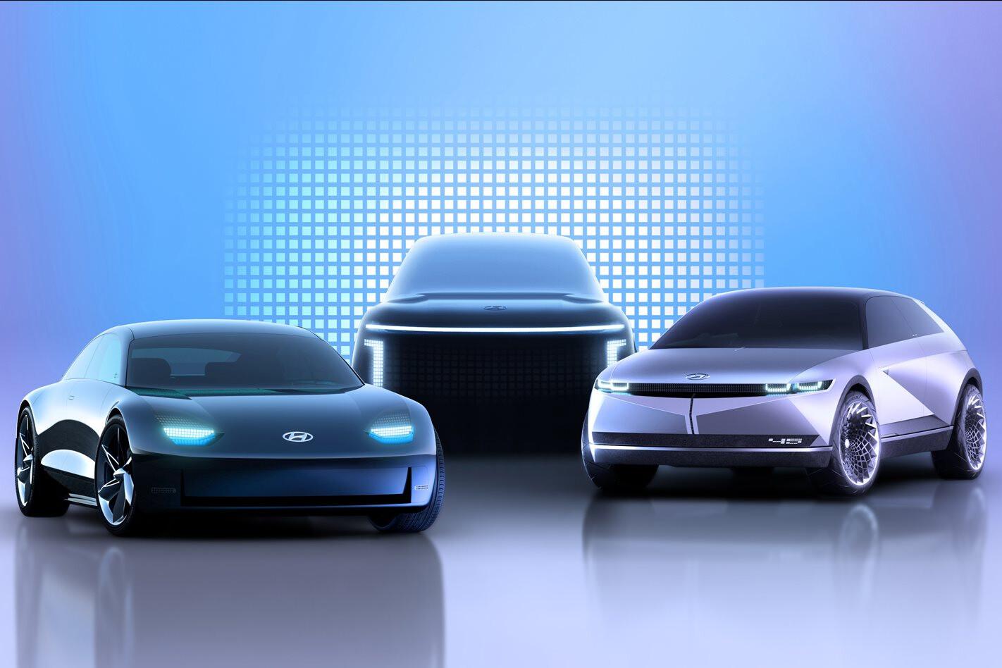Hyundai Ioniq range