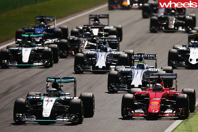 Lewis -Hamilton -leads -at -Monza -Italy -F1