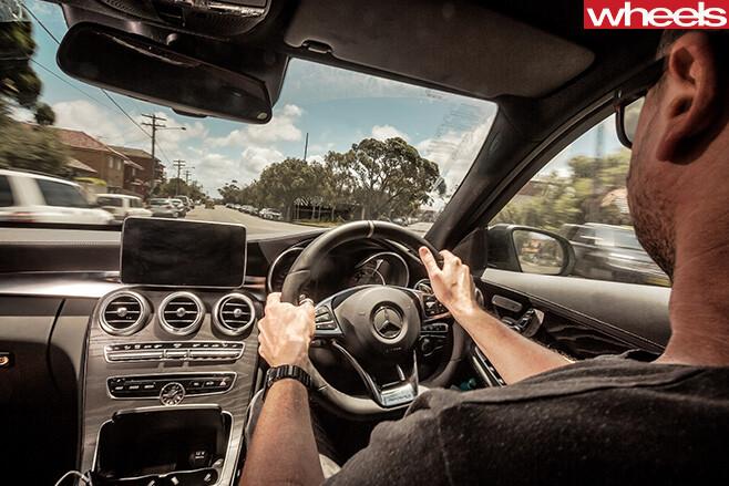 Mercedes -AMG-C63-S-interior