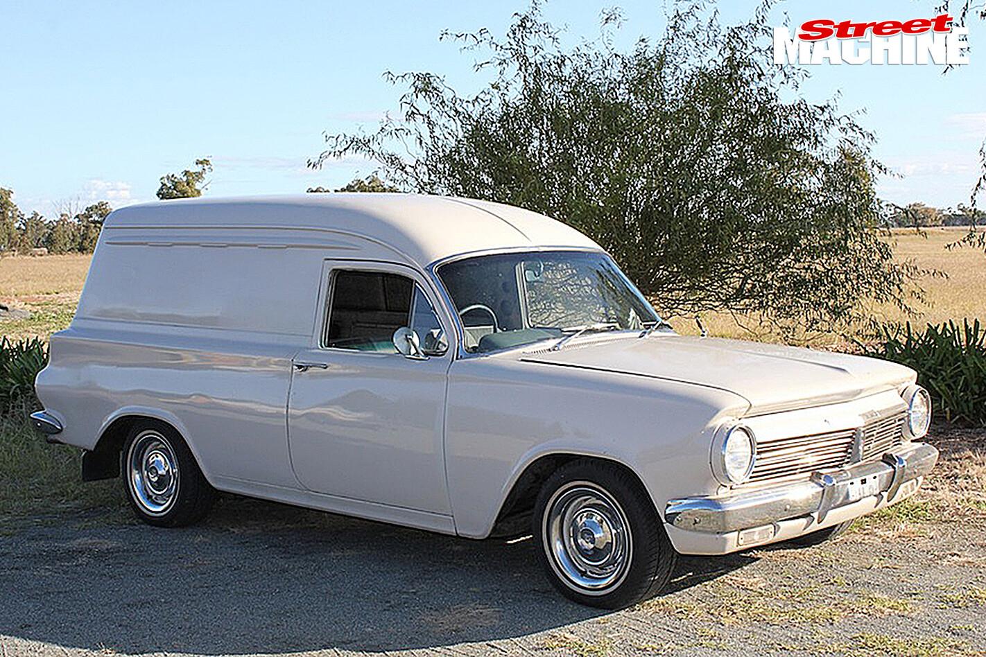 Holden -EH-Panel -Van -before
