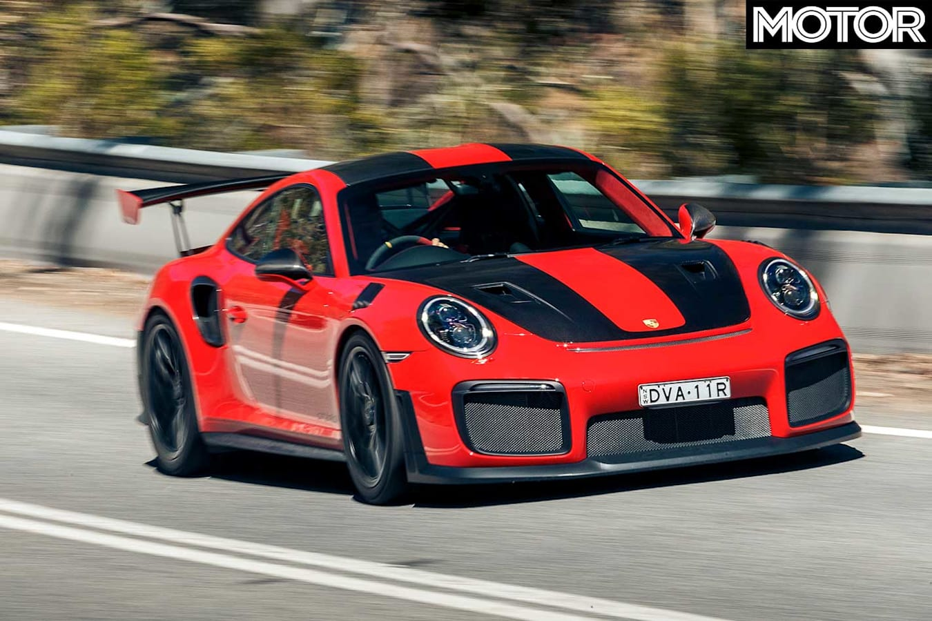 Performance Car Of The Year 2019 Porsche 911 GT 2 RS Front Jpg