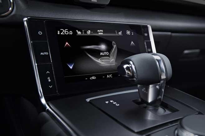 Mazda MX 30 Revealed Centre Console Jpg