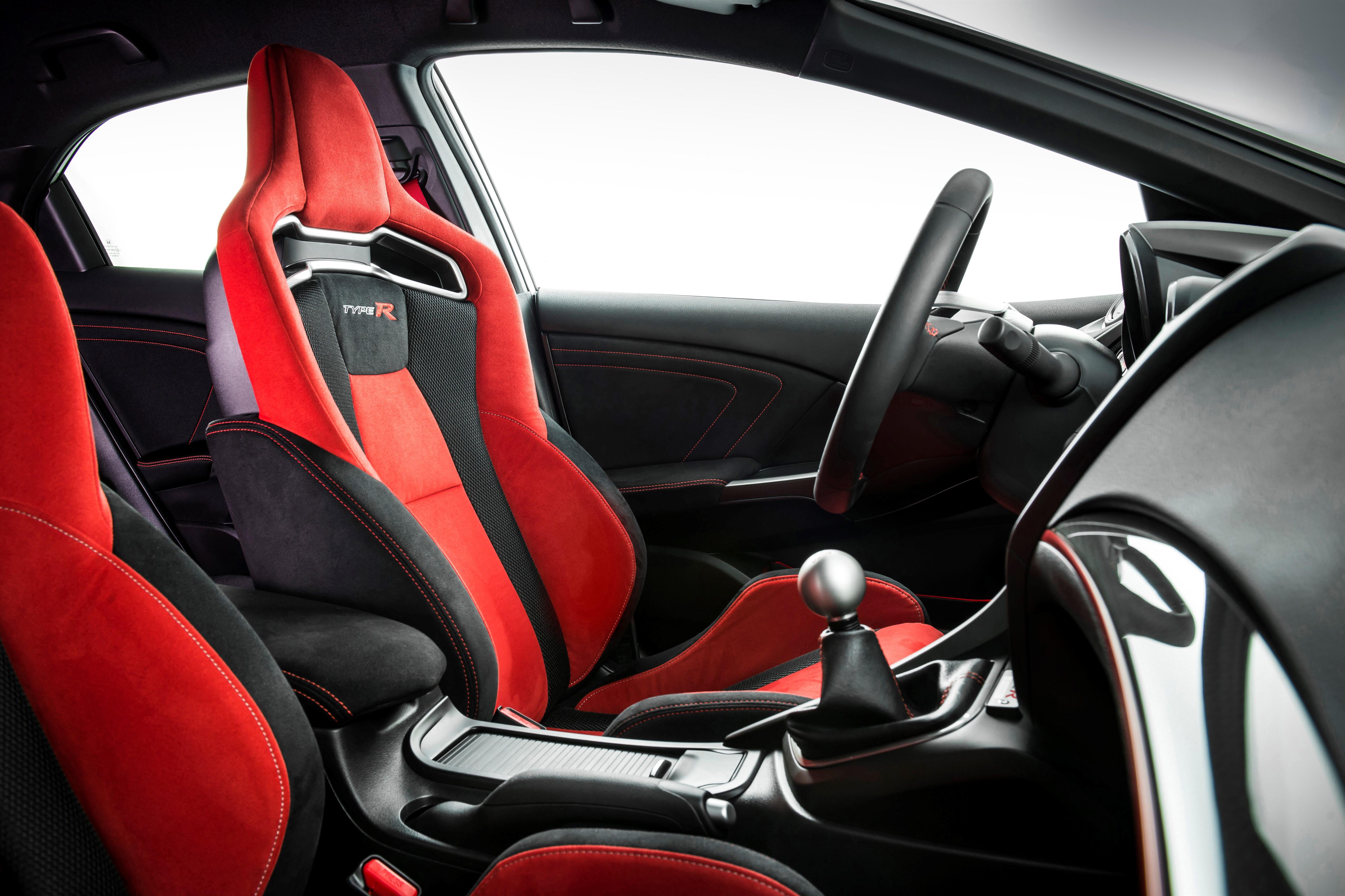 2015Honda Civic Type R4