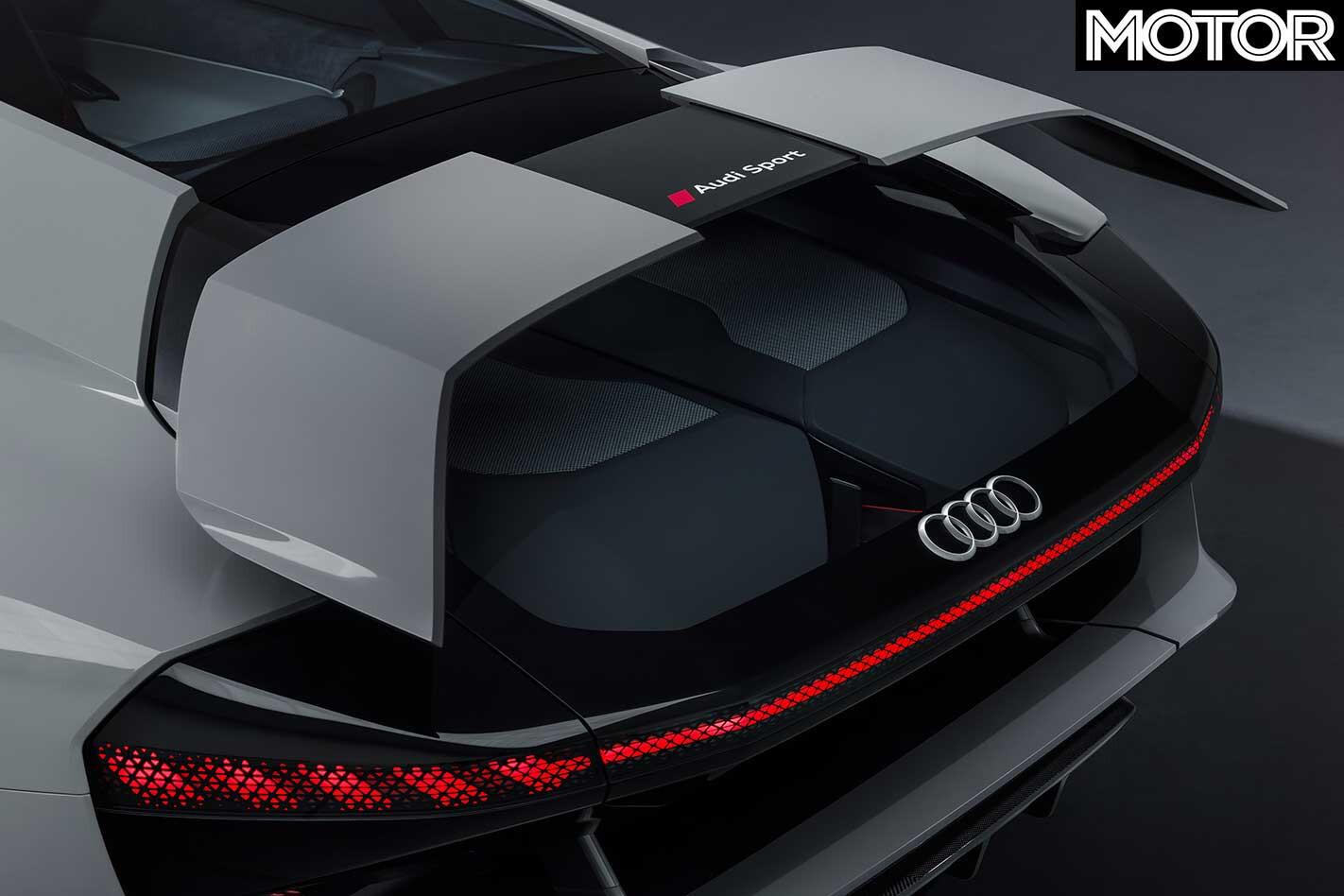 Audi PB 18 E Tron Concept Wing Jpg