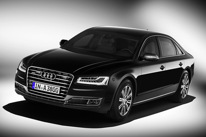 Audi A8 L TDI Quattro