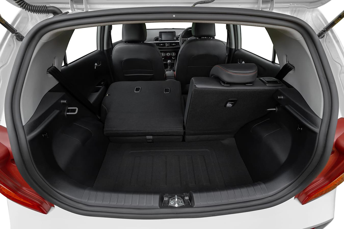 2019 Kia Picanto GT Interior Boot Jpg