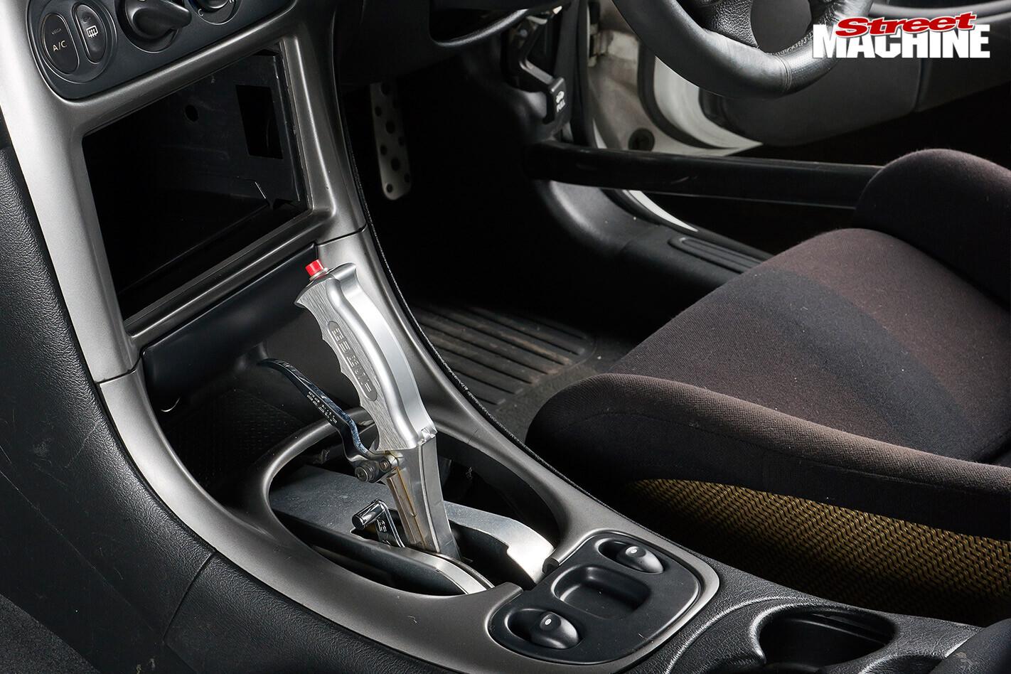 Holden VY ute shifter