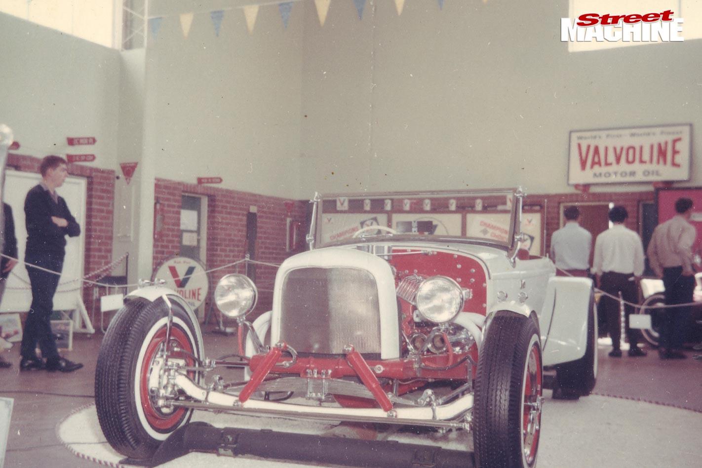 Dave Duncan roadster
