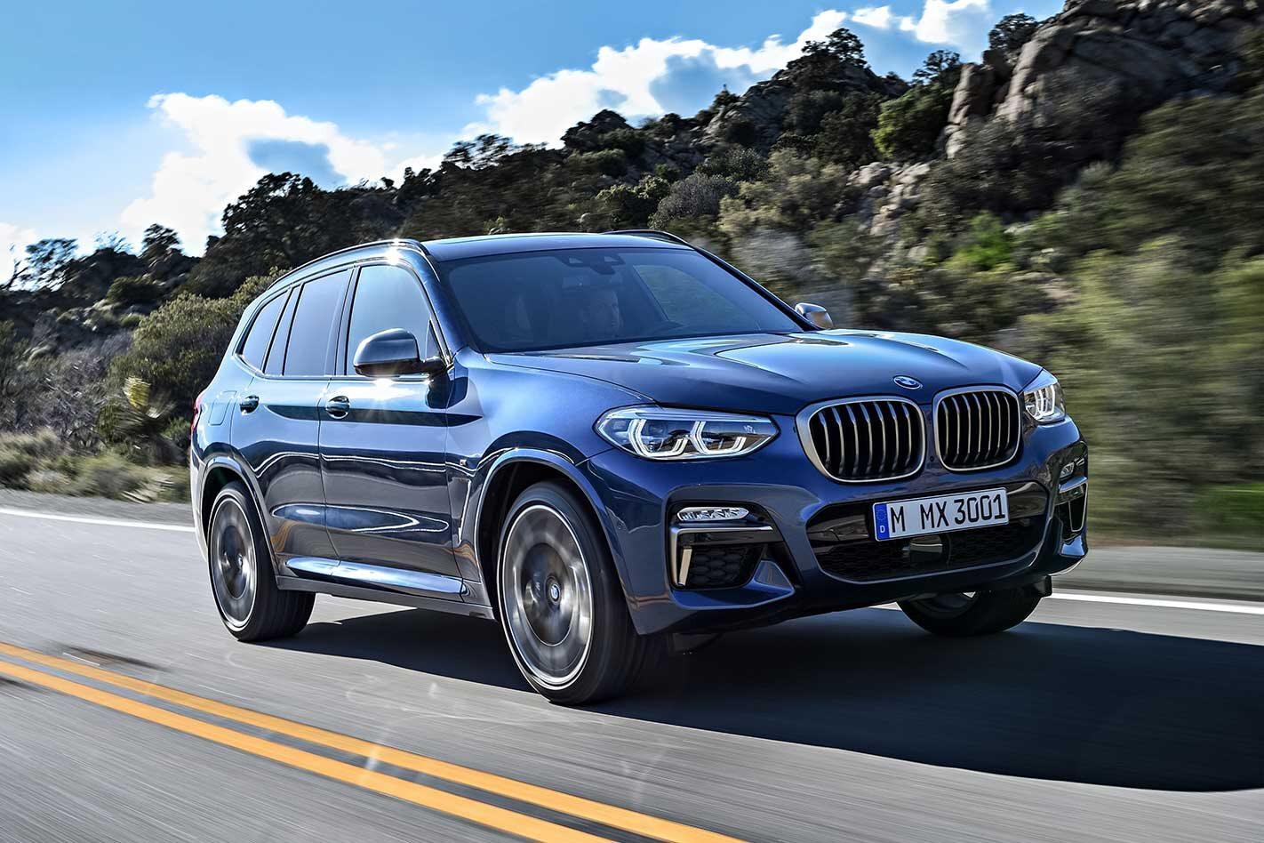 2019 BMW X3 M40i performance review