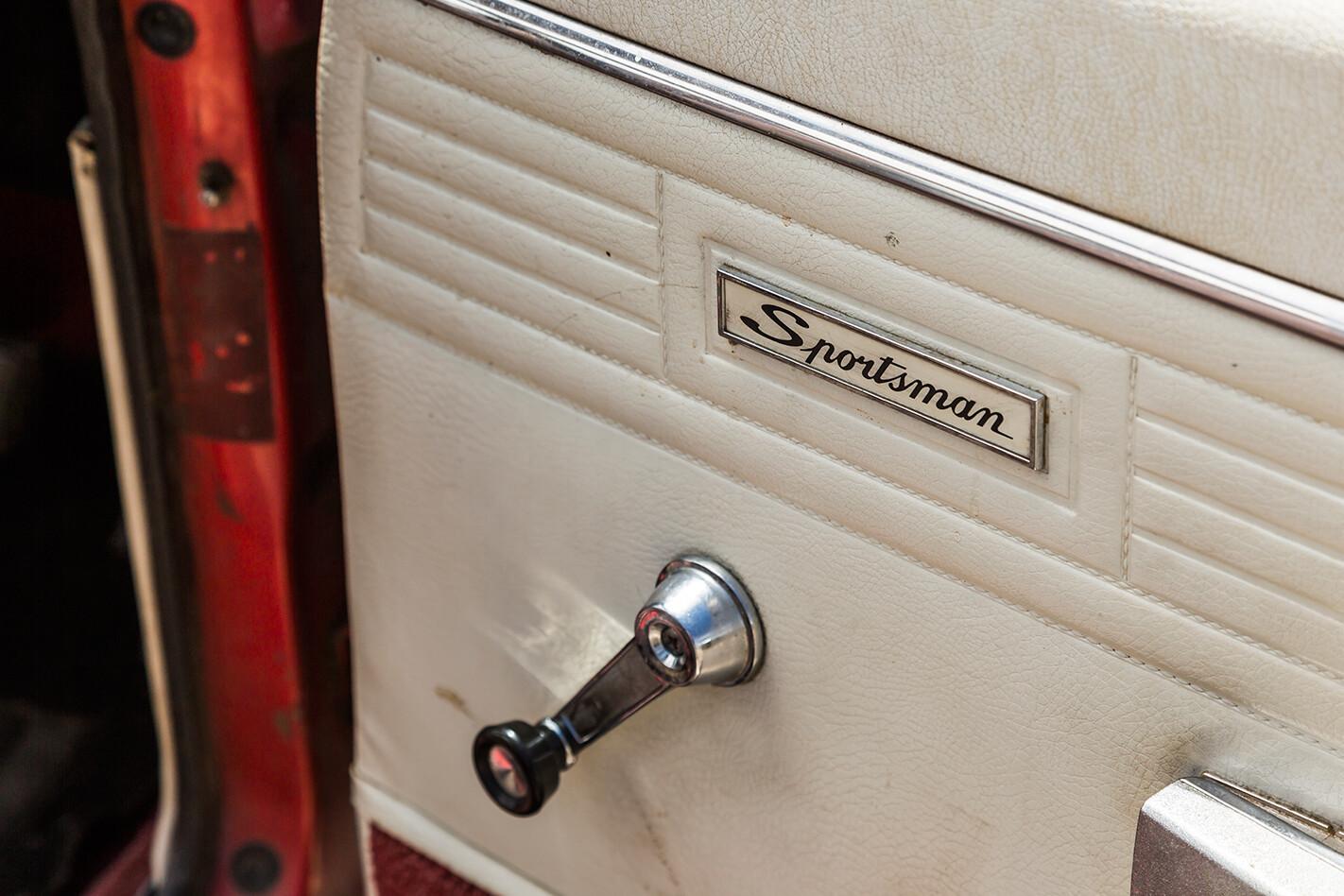 Chrysler VJ Valiant Charger Sportsman door trim