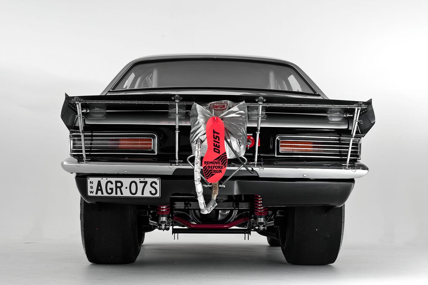 Holden LC Torana rear