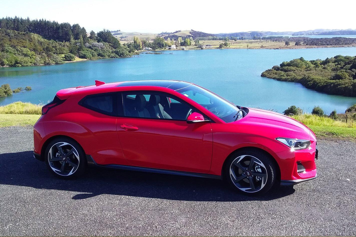 Hyundai Veloster Turbo New Zealand