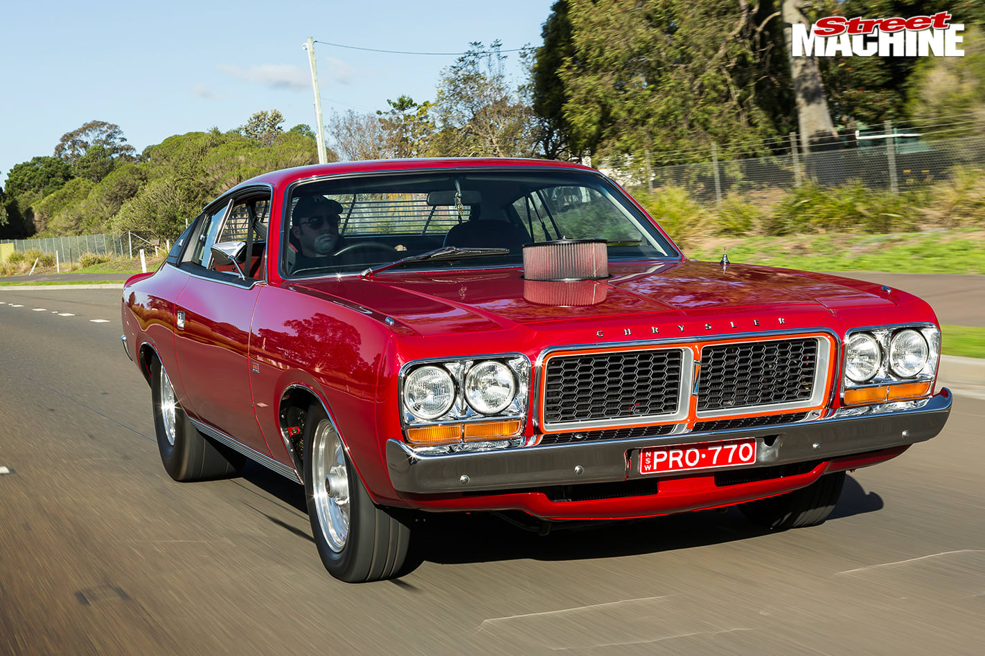 Chrysler -cl -charger -onroad -2