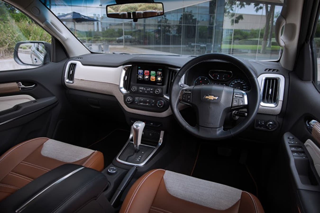 Chevrolet Premier interior