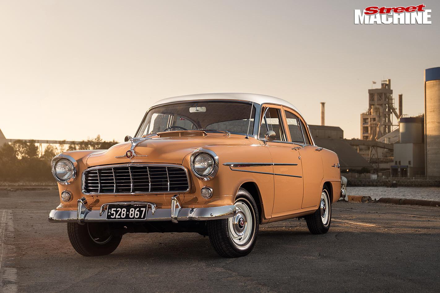 Holden FE front