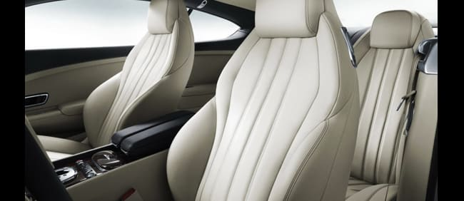 2011 Bentley Continental GT unveiled